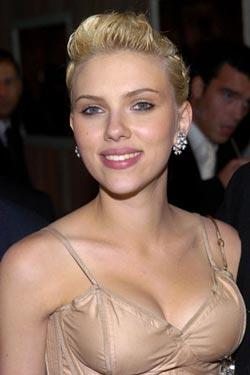 A bela Scarlett